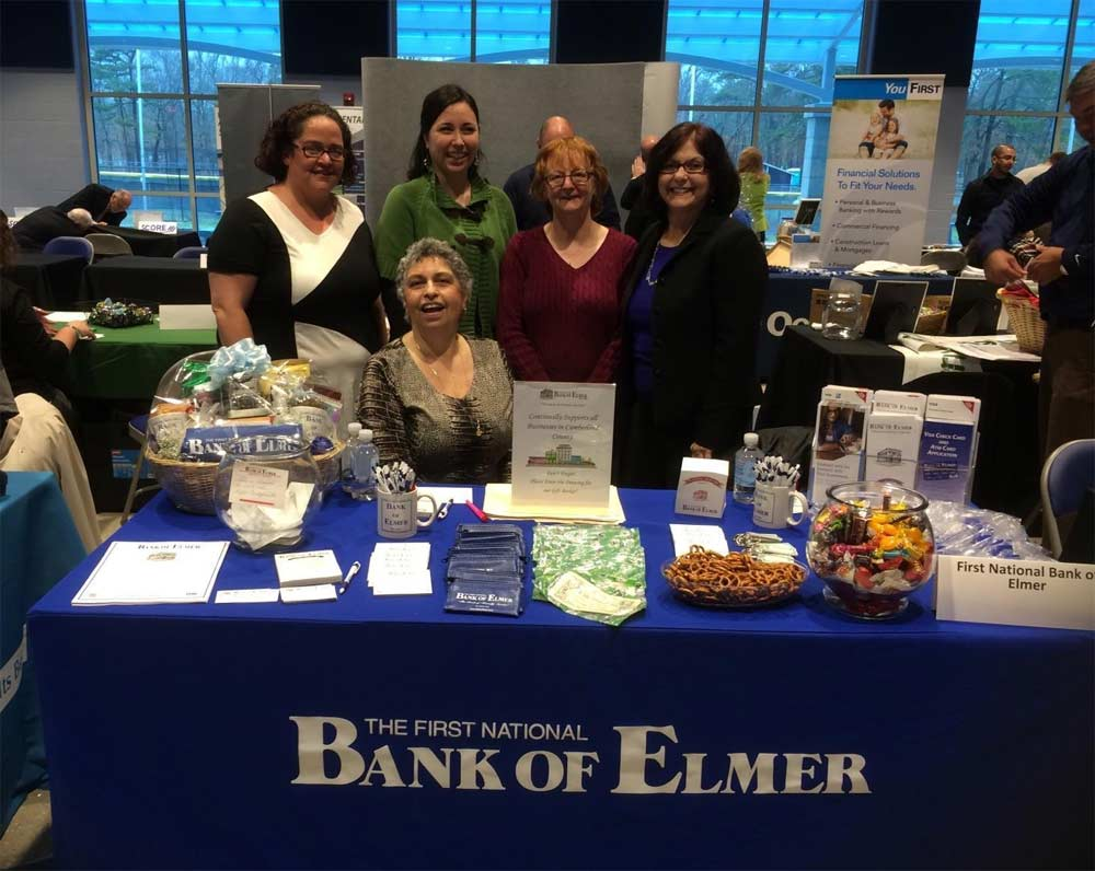 Cumberland County Business Expo group photo