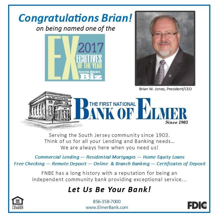 Congrats Brian
