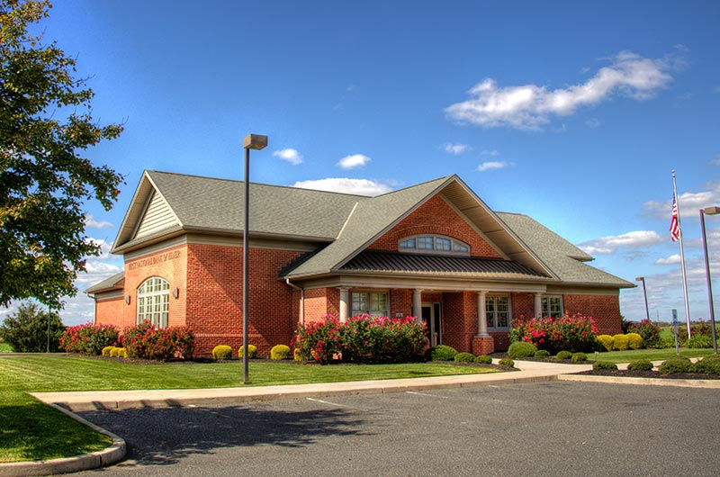 Upper Deerfield branch