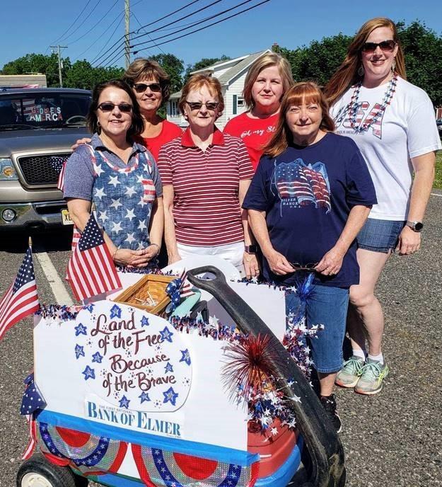 Memorial Day Parade group photo