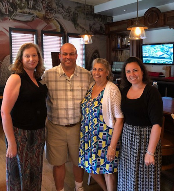 Millville Networking group photo