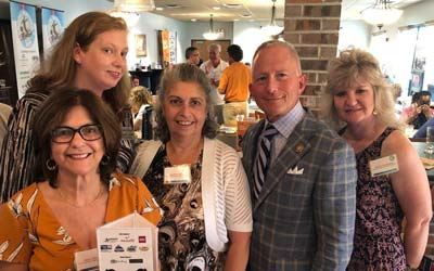 Sponsor For Gloucester County Chamber End Of Summer Event