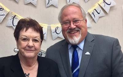 Joan Newkirk, Community Banking Manager, Retires After 35 Years