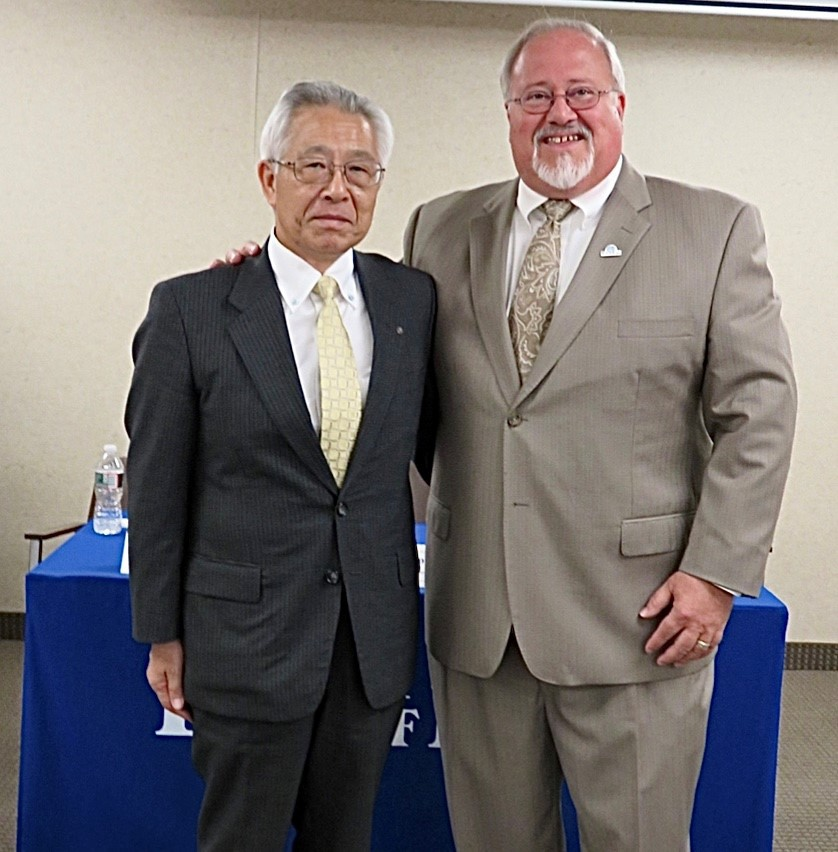 FNBE Hosts Japanese Bankers - FNBE Hosts Japanese Bankers