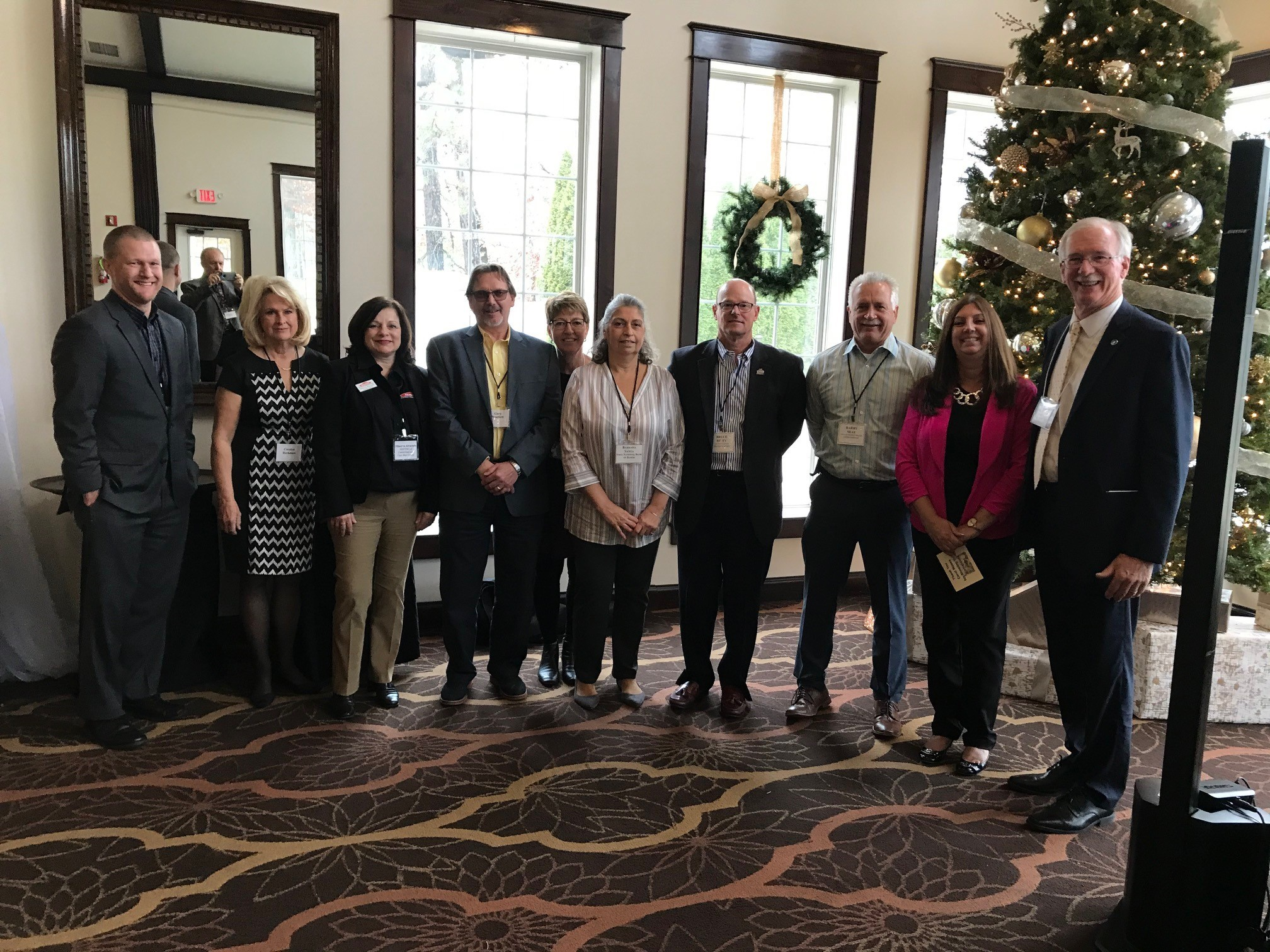 Bridgeton Area Chamber of Commerce Officer Inductions