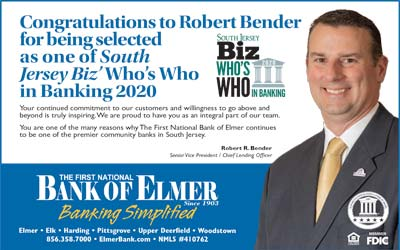 South Jersey Biz Who's Who in Banking